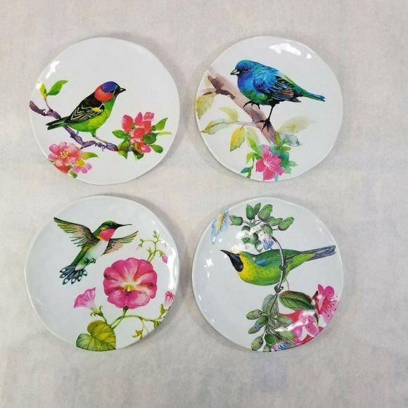 Michel Design Works Bird Song Melamine Serveware